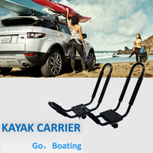 Wholesale Sea Fishing Kayak Aluminum Carrier for Suv