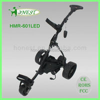 2015 Hot Sale Electric Brake System Reomte Control Golf Car Golf Trolley Golf Buggy (HMR-601LED)