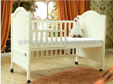 solid wood baby cots