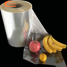 Soft texture fresh keeping food packaging stretch wrap film