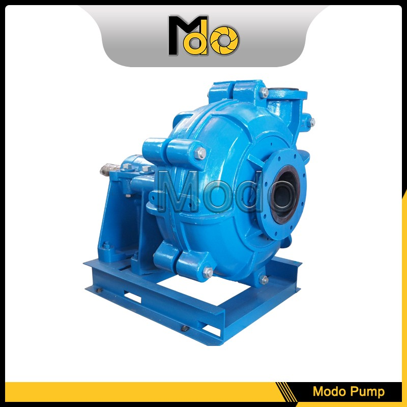 Horizontal Slurry Grouting Pump High Capacity Sludge Pump with Diesel Engine