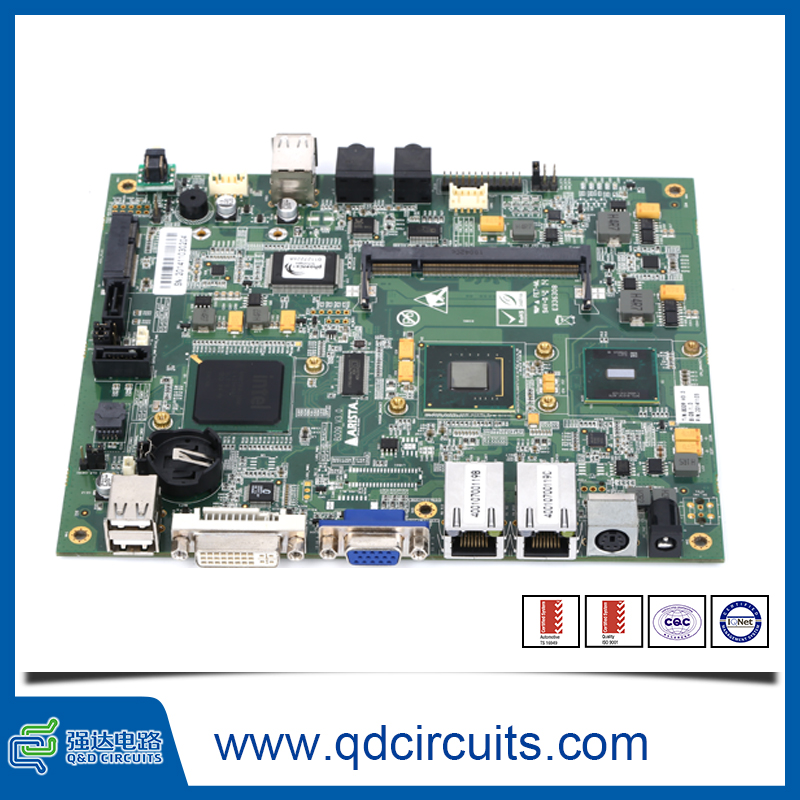 Highly professional pcba assembly and pcb manufacturer in shenzhen