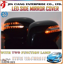 Body Kit Door Mirror Cover FOR NNISSAN LIVINA CUBE LED MIRROR COVER