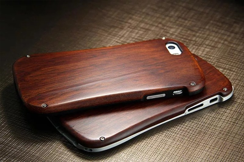 Wholesale OEM Quality Wooden Cell Phone Case Wooden Phone Case for iPhone 6 6s
