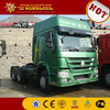 6x4 420HP sinotruk howo tractor truck for sale with air conditioner