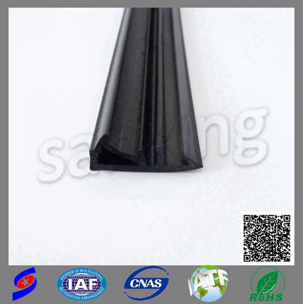 Sound insulation rubber seal strip for Car door and window