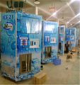 Video automated ice vending machine for sale