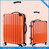 new products traveling bags cabin size scooter suitcase for man and woven