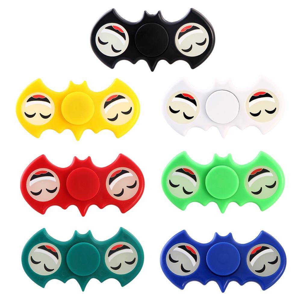 Hot Fidget toys High quality fast and long spinning colorful Hand Spinner Fidget spinners for Adults and kids spinning top