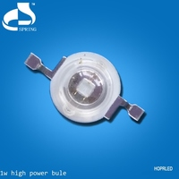 Ultra Efficiency high quality 440nm 3w royal blue led