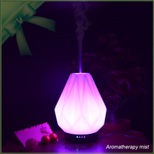 Aromatherapy Essential Oil Diffuser LED Aroma Humidifier Purifier Mist Maker Air with 7 Color Led Light Changable