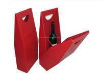 Luxury Leather Wine Carrier Wine Gift Box Wholesale