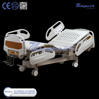 ZHF-HB403 Hill Rom Hospital Bed Part 5 Function ICU Electric Hospital Bed