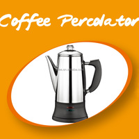 Stainless Steel Electric Coffee Machine