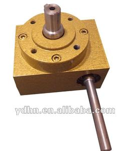 small worm speed reducer /hand gear box