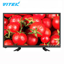 "12V 240V Small Size 15 17 19 inch 24 LED TV, Promotional Best Price OEM ODM LED TV 24"", Solar Powered DC 12V 19 inch TV"