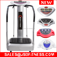 Home use Crazy Fitness 2000W 180 Speed Vibration Exercise Machine