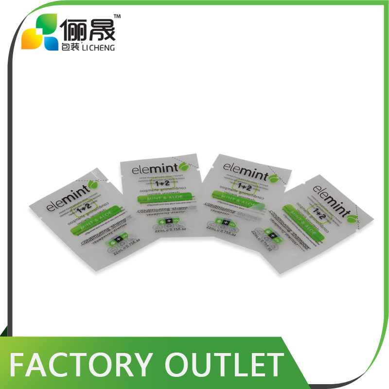 High quality resealable stand up pouch custom printed heat seal plastic bag