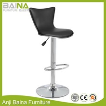 Swivel kitchen chair for kitchen counter