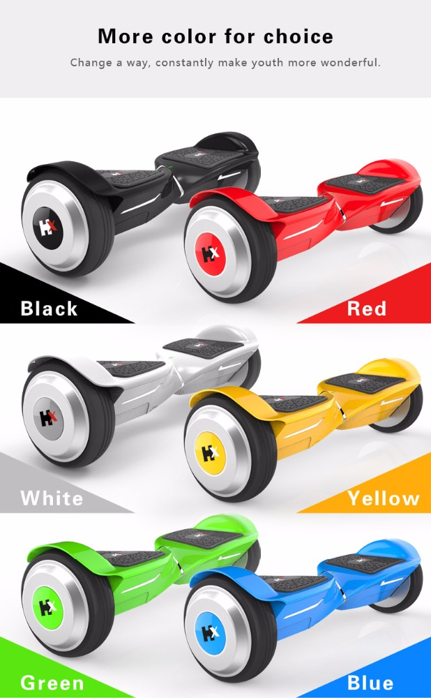 Wholesale two wheel off road hoverboard smart self balancing lamborghini electrical scooter