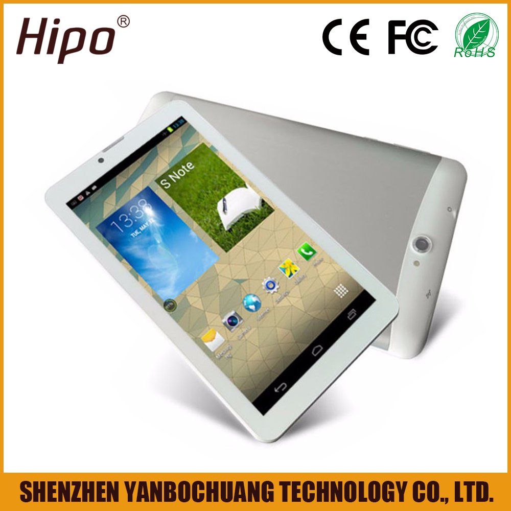 Hipo China Manufacturer 7 Inch City Call Android Phone 3G Tablet PC