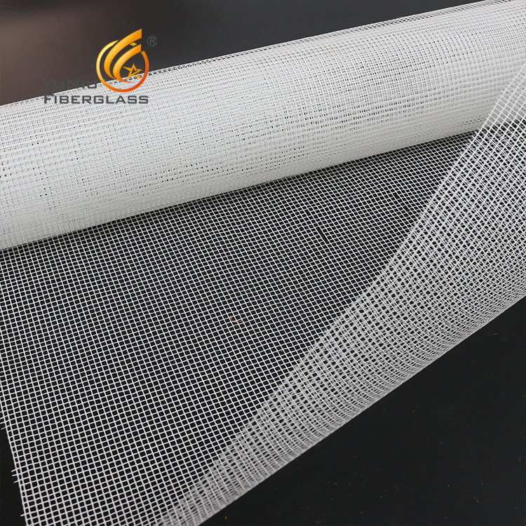carbon fiber concrete reinforcing mesh / wall materials fiber glass mesh