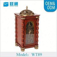 Hot China Manufacturers MDF retro flip wall clock