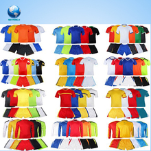 dry fit football uniforms/Football jersey customized soccer jersey/New teams' sportswear for team running men soccer jersey