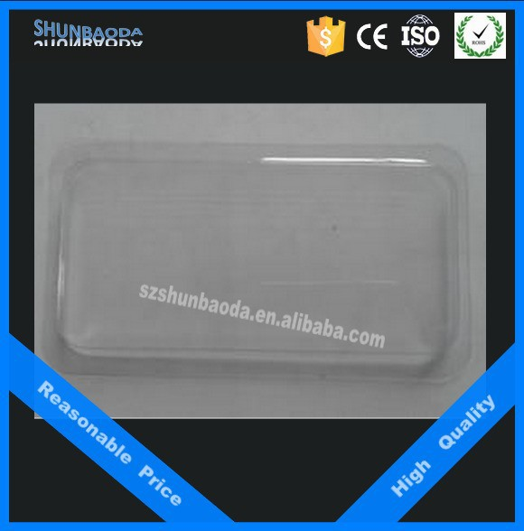 PS tray phone cases, mobile phone PVC blister packaging tray