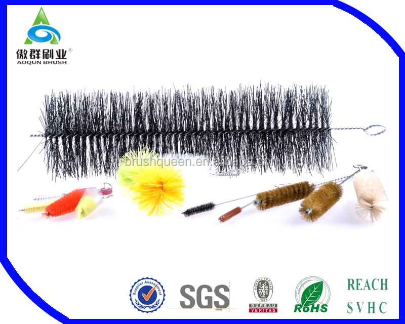 Professional Pond Filter Brush Maker