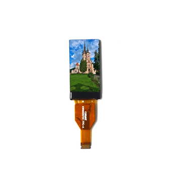 Custom Size TFT Display 0.96 Inch LCD Screen 8 Pin SPI
