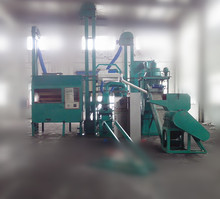 Factory price printed circuit board recycling equipment