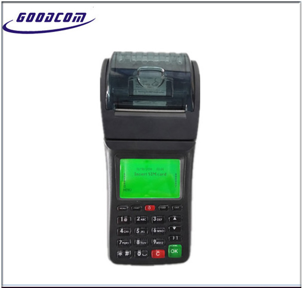 GOODCOM Lottery Machine for Sale/Lottery Terminal Support WIFI GPRS SMS Connection