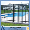 decorative metal fence panels/modern steel fence/Metal Security Fence for Garden