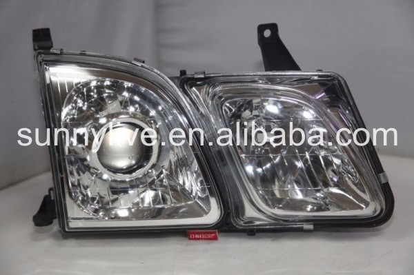 Head Lamp 2003-2007 year White For Lexus LX470