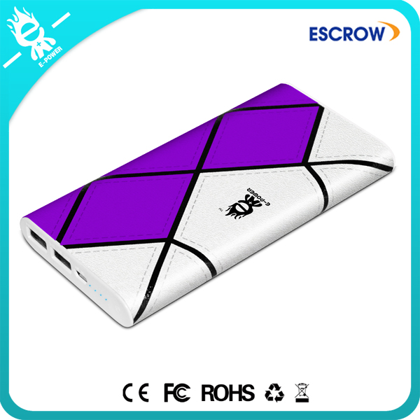 hot new products for 2015 new online power bank with free logo free packaging