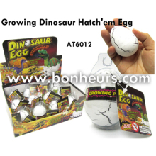 New Novelty Toy Growing Dinosaur Hatch'Em Egg