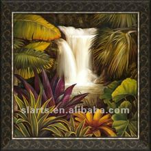 2012 Landscape Plants decoration oil painting