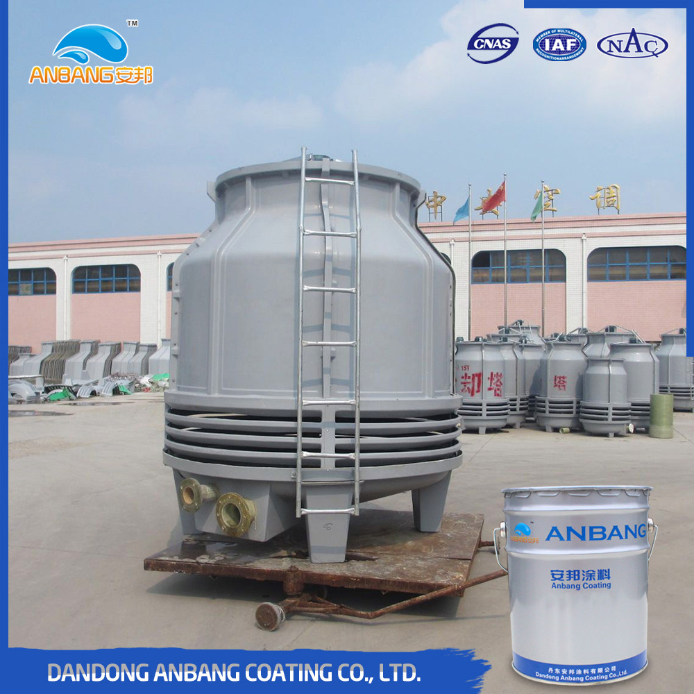 AB301 epoxy zinc phosphate anti-corrosive primer for new construction and maintenance