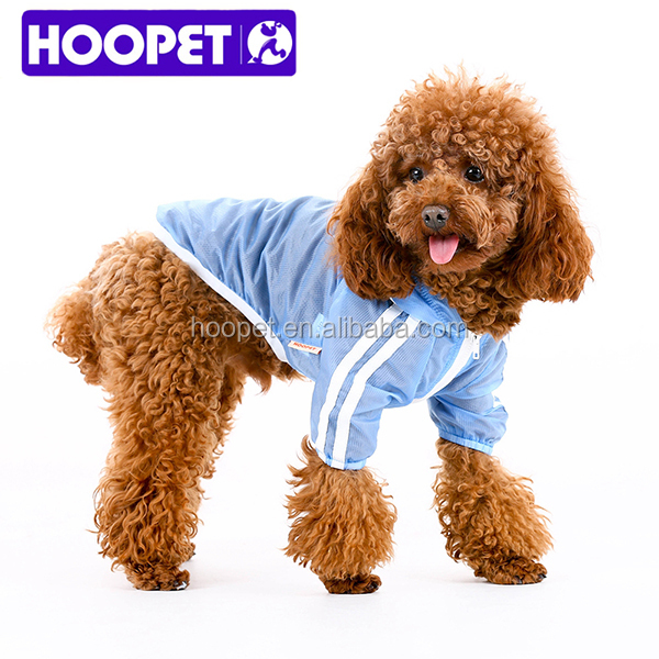 Summer Spring Soft Light Pet Clothes Dog Sun Protecting Coat Clothing