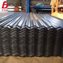 non asbestos 24gauge corrugated galvanized steel roofing sheets prices