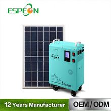 3Kw Portable Power Station Off Grid Home Solar Generator