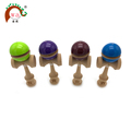 Educational wooden toy factory,wood kendama toys for kids