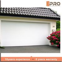 2016 new roller shutter door garage door rolling shutter price with remote shutter