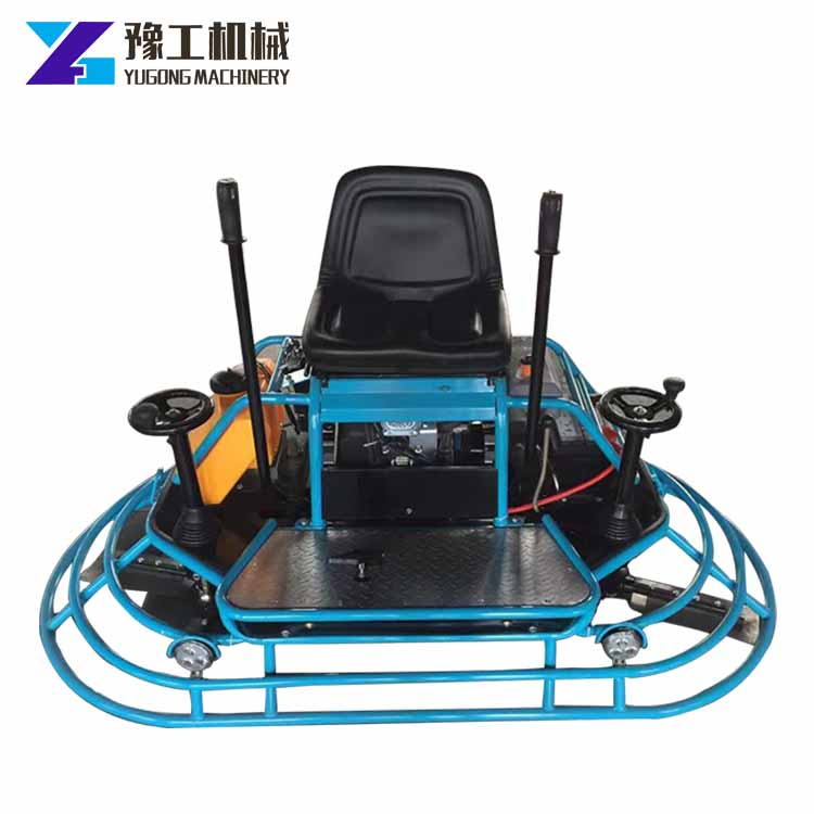 Factory directly sale concrete power trowel machine 24 inches