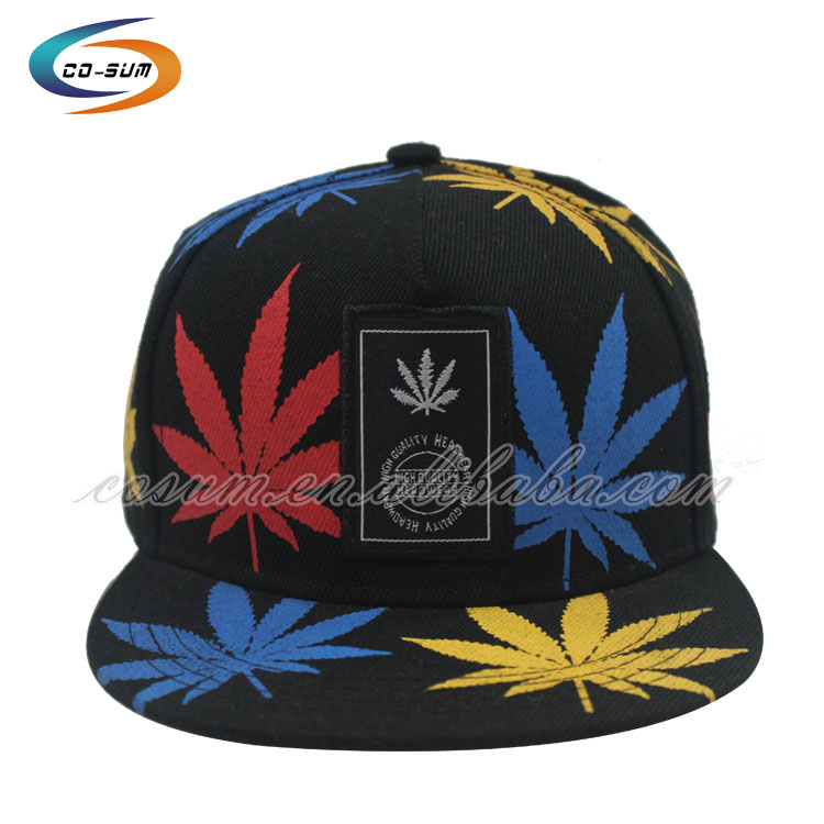 high quality embroidery western sun dad trucker printed custom hat design baseball cap