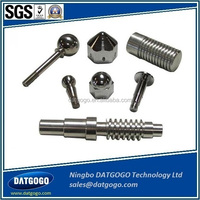 high precision stainless steel metal small automation cnc lathe machine parts