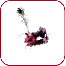 elegant sexy eye mask feather mask party mask PGAC-0861
