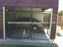 5'x10'x6' powder coated easily installation medium and big dog kennels