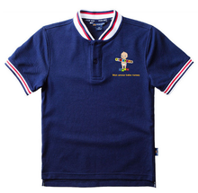 Customized Polyester Couples Polo Shirt